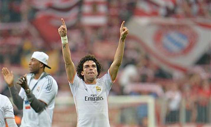 real madrid defender pepe injured ahead of champions league