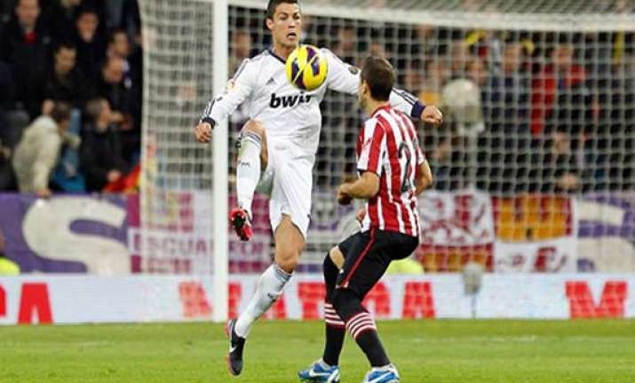 real madrid held 1 1 by athletic bilbao
