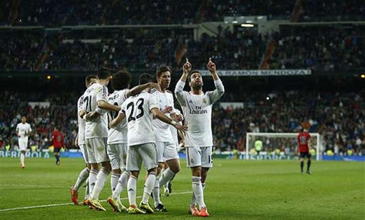real madrid look to book champions league final berth