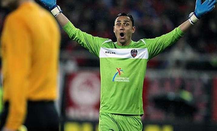 real madrid signs costa rica goalkeeper keylor navas