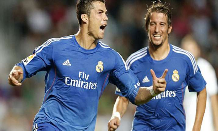 real madrid take easy win over elche
