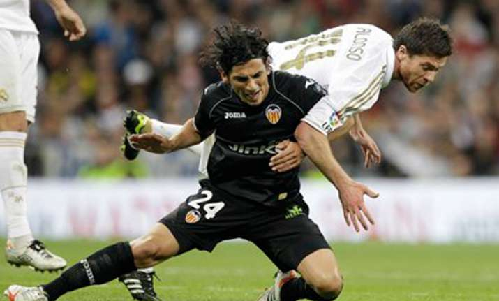 real madrid held to 0 0 draw by valencia in spain