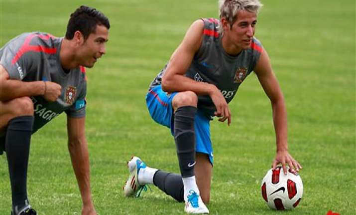 real madrid signs portugal s coentrao from benfica