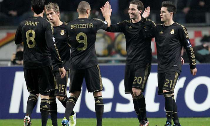 real madrid wins 3 0 to send ajax out