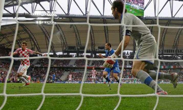 roatia s mandzukic takes euro 2012 by storm