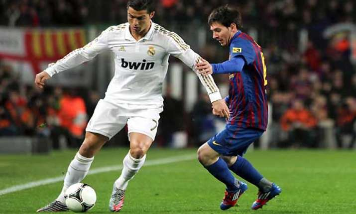 ronaldo is better than messi says pele