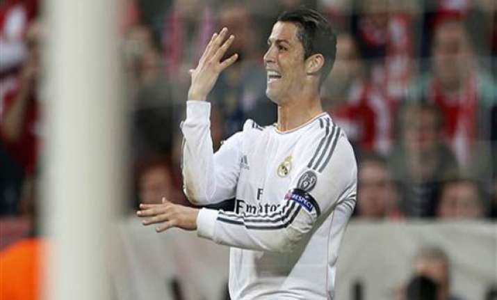 ronaldo returns for madrid against espanyol