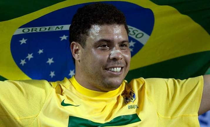 ronaldo bids farewell to brazil national team