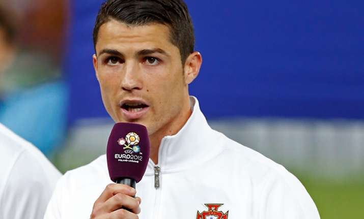 ronaldo casillas make speeches for uefa campaign