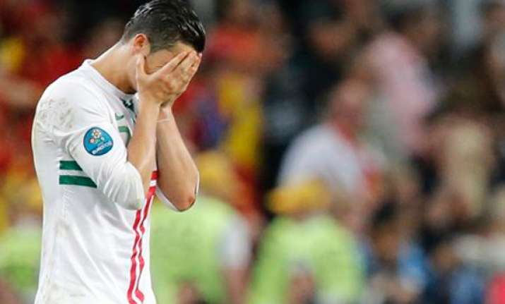 ronaldo s decision to wait didn t help portugal