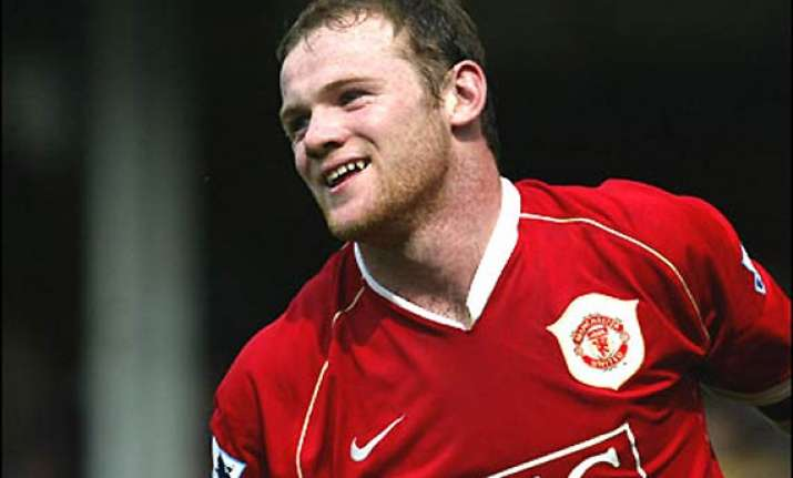 rooney only premier league player to get into sport s top