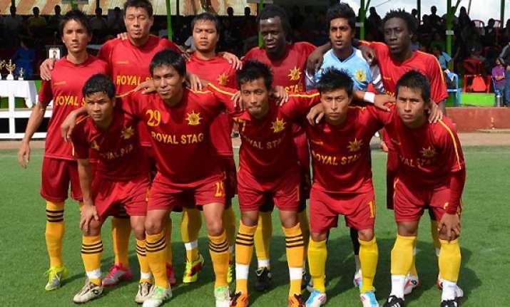 royal wahingdoh wins imperial blue shillong premier league