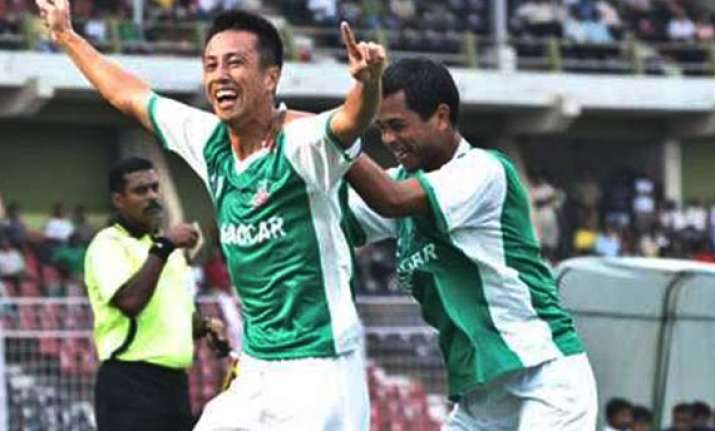 salgaocar hold neftchi to 2 2 draw in afc cup match