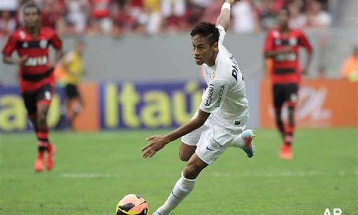 santos begin life post neymar with defeat