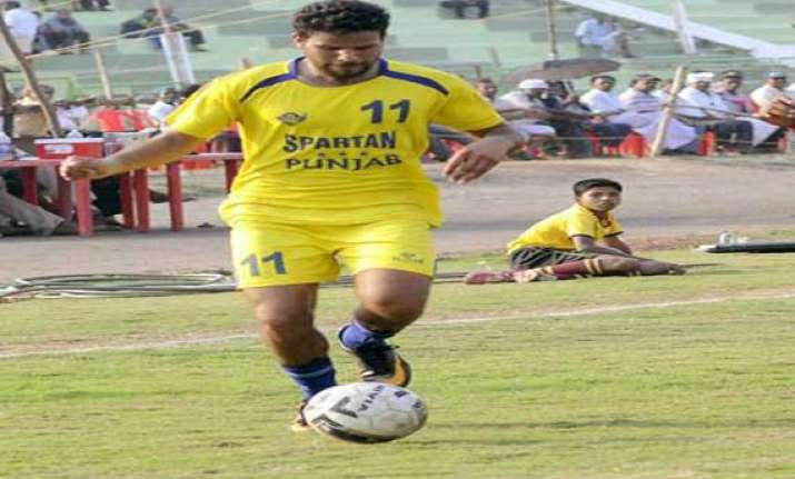 santosh trophy punjab prove too strong for up