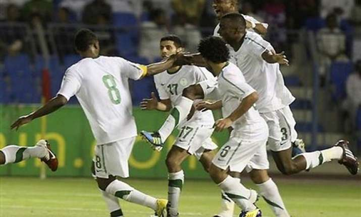 saudi arabia beats hong kong in qualifier
