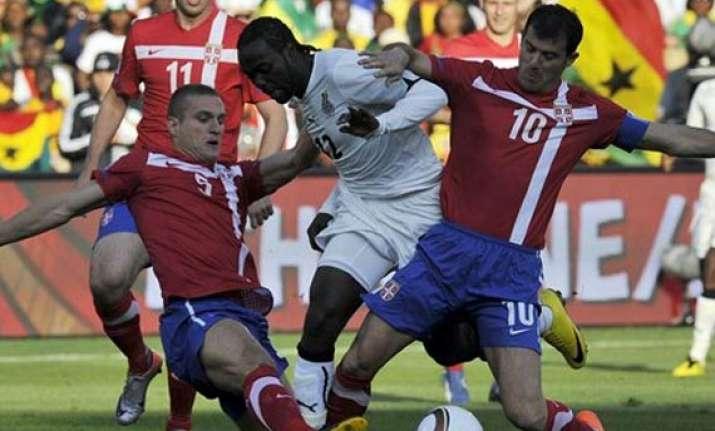 serbia s vidic stankovic to quit internationals
