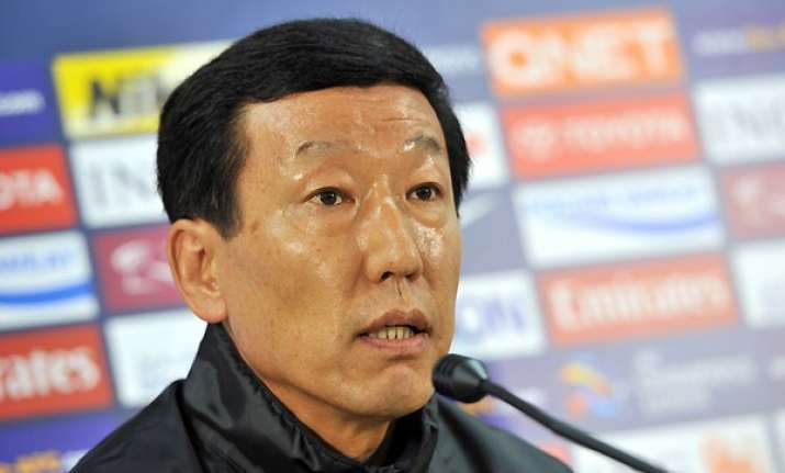 south korea appoint choi kang hee as coach