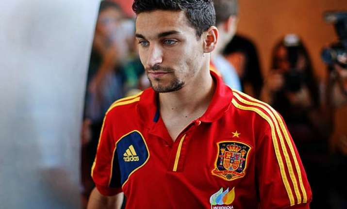 spain wingerjesus navas unlikely to play at world cup at