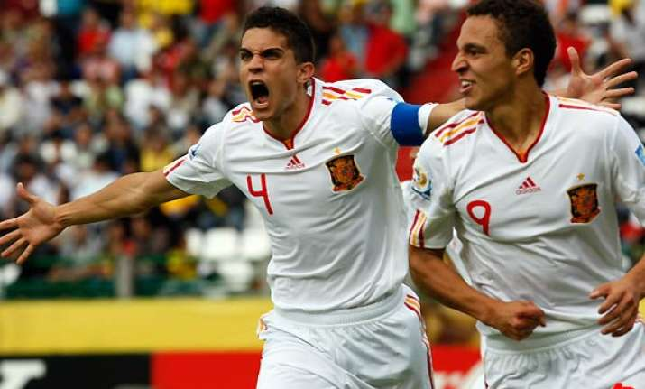 spain nigeria confirm role as early favourites
