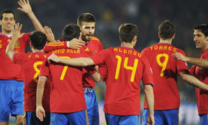 spain tops fifa rankings england up to no. 5