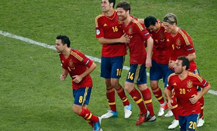 spain looks at options ahead of portugal match