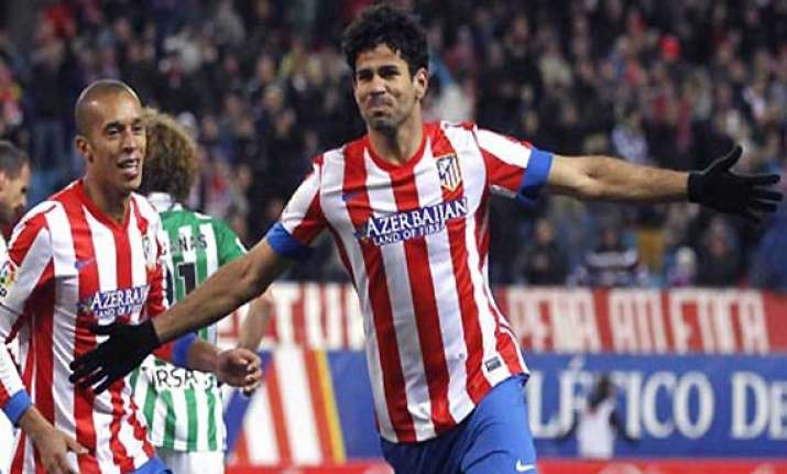 spanish league diego costa nets 2 as atletico beats celta 2