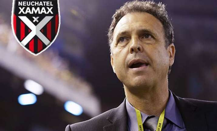 spanish coach caparros hired by neuchatel xamax