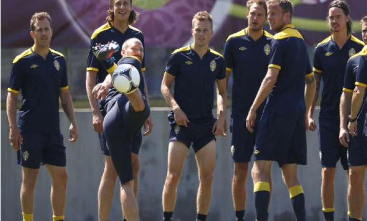 sweden sees france game as springboard for world cup