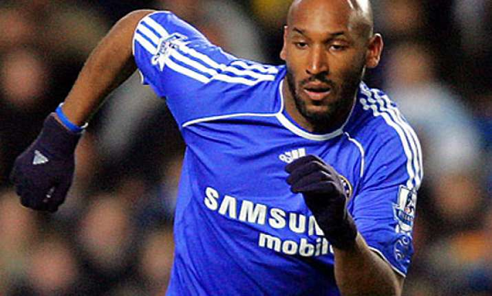 talks going smoothly with anelka