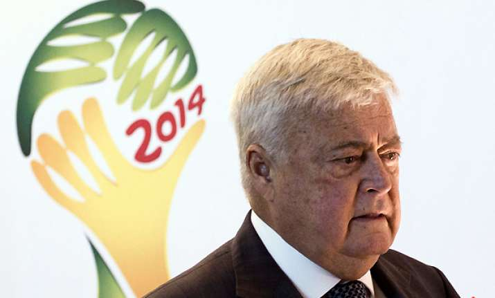 teixeira steps down as head of brazilian football