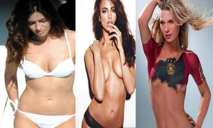 the hot wives and girlfriends of footballers who will set