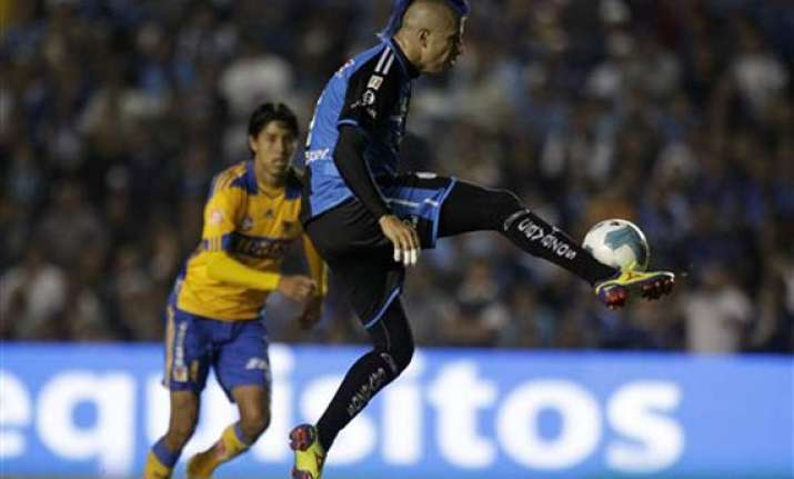 tigres queretaro draw morelia wins in mexico