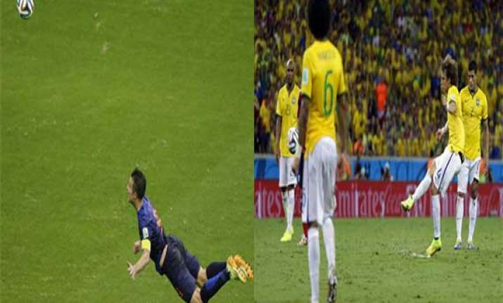 top 8 goals of the world cup so far
