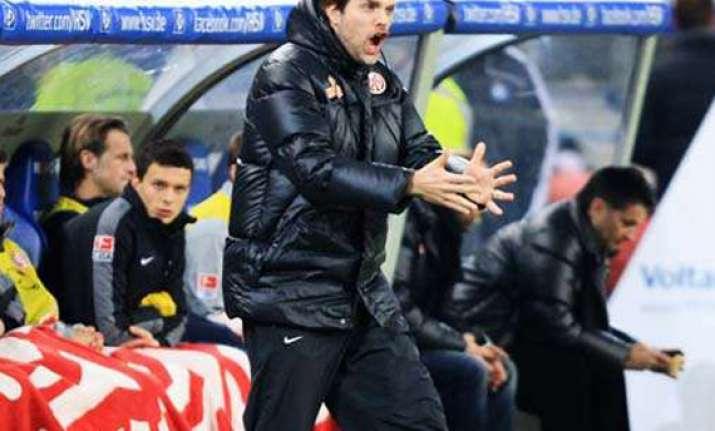 top clubs post wins in german bundesliga