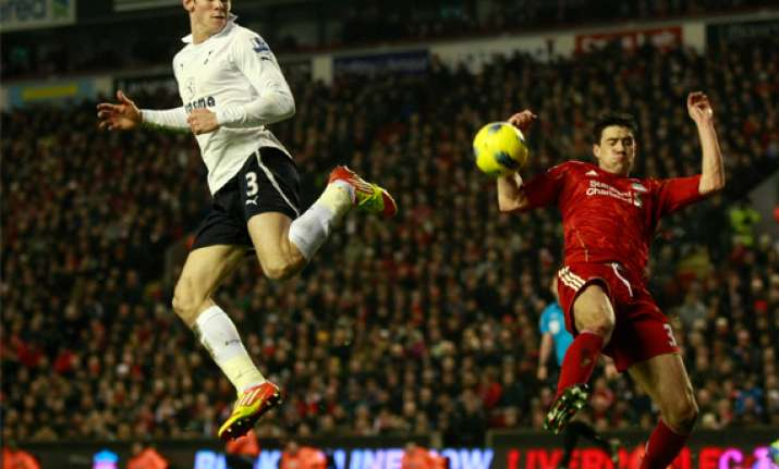 tottenham draws 0 0 at liverpool in premier league