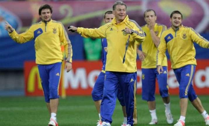 tymoshchuk key to ukraine s success at euro 2012
