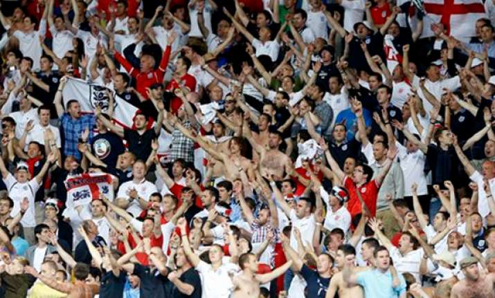 uefa opens case against england over fans conduct