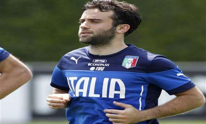 us born rossi left off italy s world cup squad