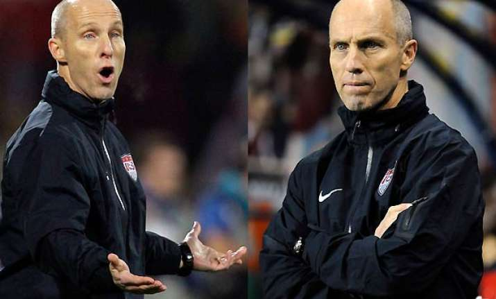 us soccer fires men s national coach bob bradley
