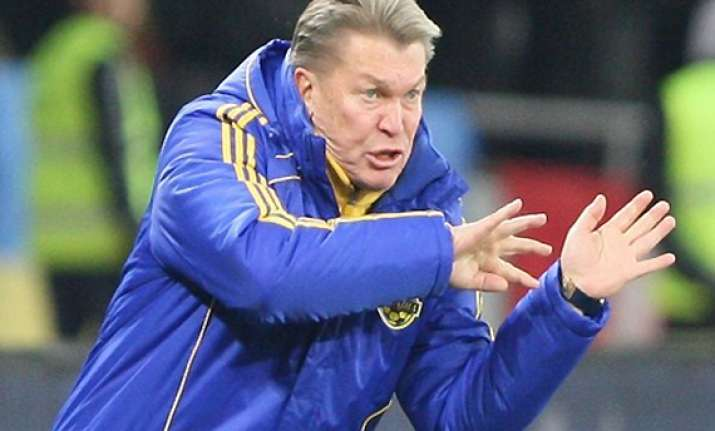 ukraine coach calls up 2 uncapped goalkeepers
