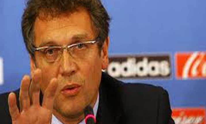 valcke to inspect world cup host cities in brazil