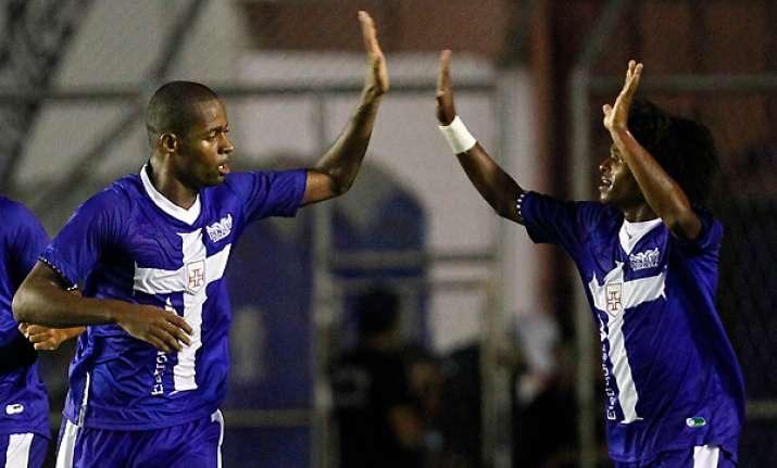 vasco da gama picks up first victory in copa