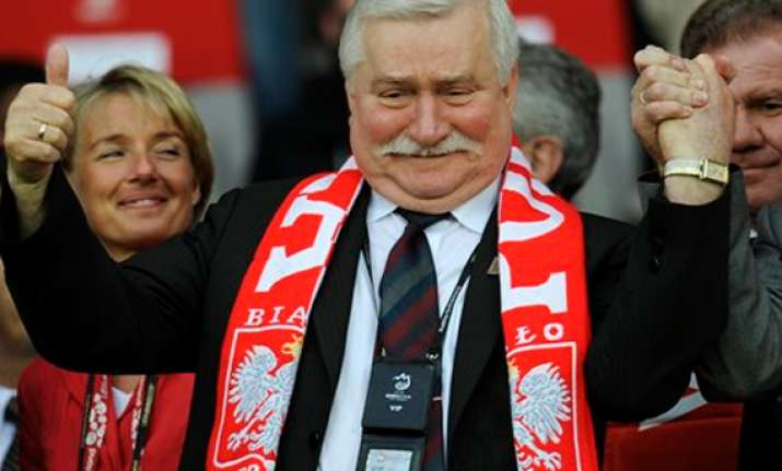walesa backed germany at euro 2012 knockout stage