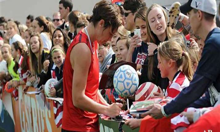 wambach to play her 200th with us women s team