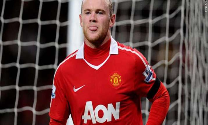 wayne rooney faces 3 weeks out with knee injury