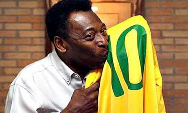 world cup brazil s defence better than attack says pele