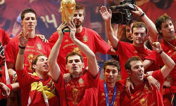 world cup can spain defend their title of being the