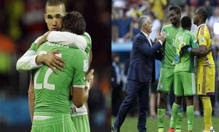 world cup kisses goodbye to africa