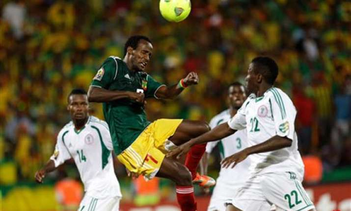 world cup playoff nigeria beats ethiopia 2 1